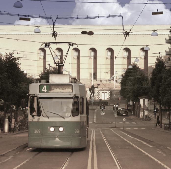 Gamla bilar Göteborg