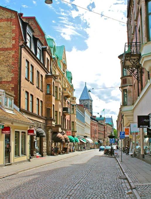 Gamla bilar Malmö