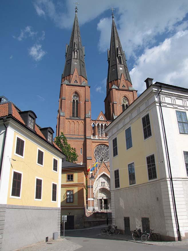 Gamla bilar Uppsala